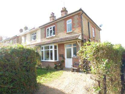 3 Bedrooms End Of Terrace House for sale in Denmead, Waterlooville, Hampshire