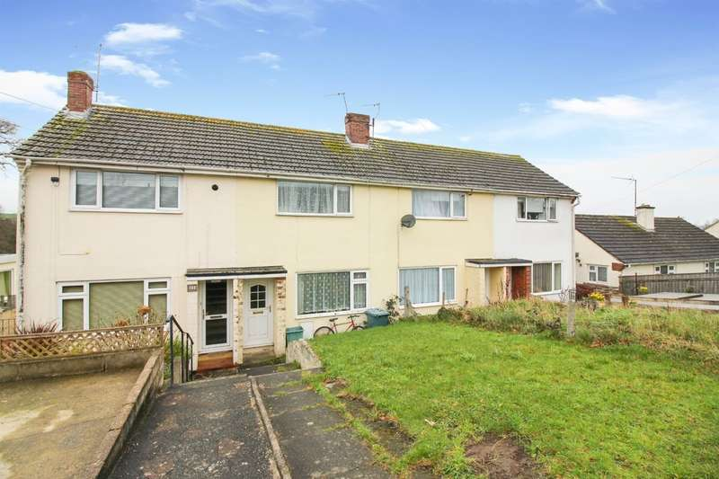 2 Bedrooms Terraced House for sale in Sandringham Road, Newton Abbot