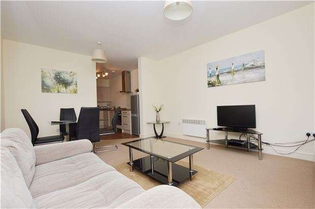 2 Bedrooms Flat for sale in 6 The Coliseum, CHELTENHAM, Gloucestershire, GL52 2LP