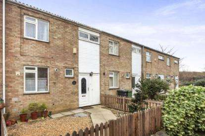 3 Bedrooms Terraced House for sale in Middleton, South Bretton, Peterborough, Cambridgeshire