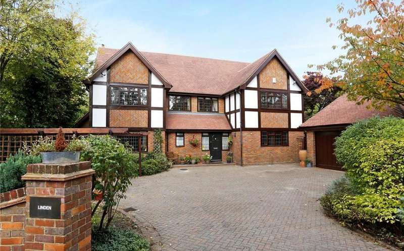 5 Bedrooms Detached House for sale in Gregories Road, Beaconsfield, Buckinghamshire, HP9