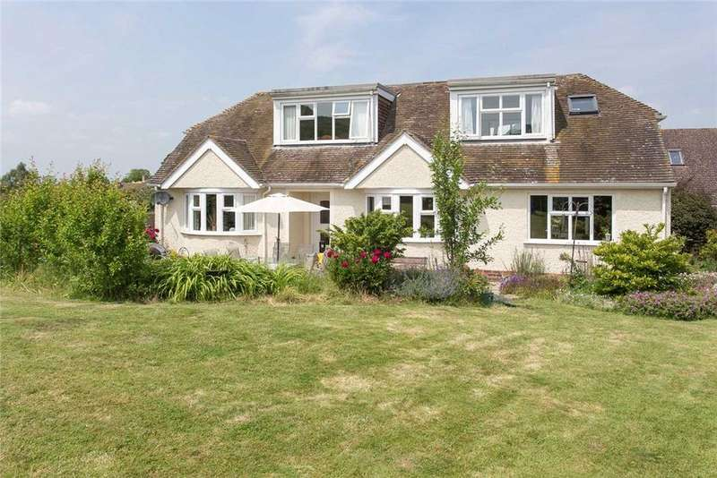 5 Bedrooms Detached House for sale in Teddington, Tewkesbury, Gloucestershire, GL20