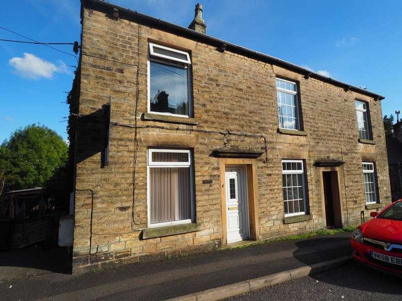 1 Bedroom Semi Detached House for sale in Mellor Road, New Mills, High Peak, Derbyshire, SK22 4DW