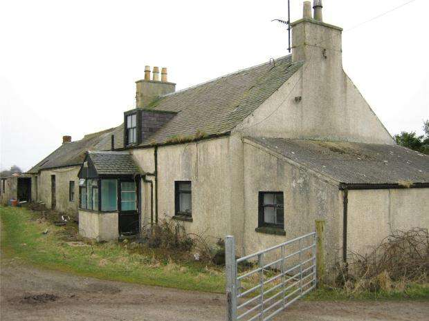 3 Bedrooms Detached House for sale in South Drumachro Farm, Isle Of Gigha, Argyll and Bute
