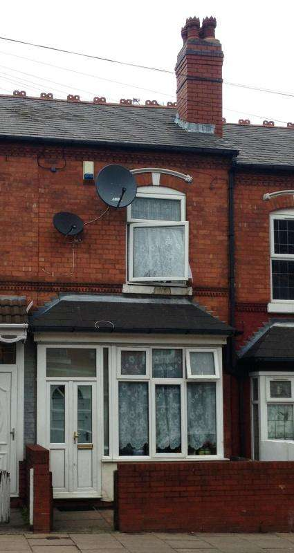 3 Bedrooms Terraced House for sale in CHANTRY RD, HANDSWORTH, BIRMINGHAM, B21