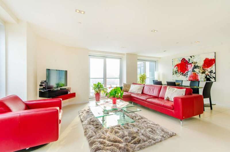 2 Bedrooms Flat for sale in City Road, Old Street, EC1Y
