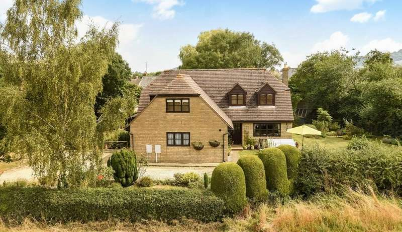 5 Bedrooms Detached House for sale in Gotherington