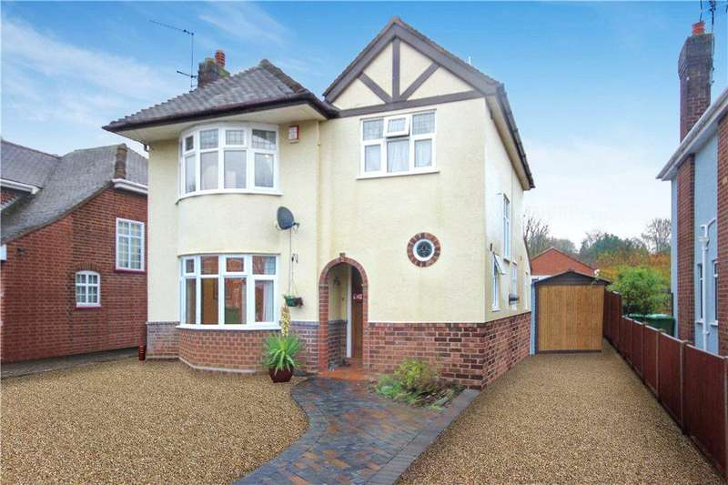 4 Bedrooms Detached House for sale in Worcester Road, Evesham, Worcestershire, WR11