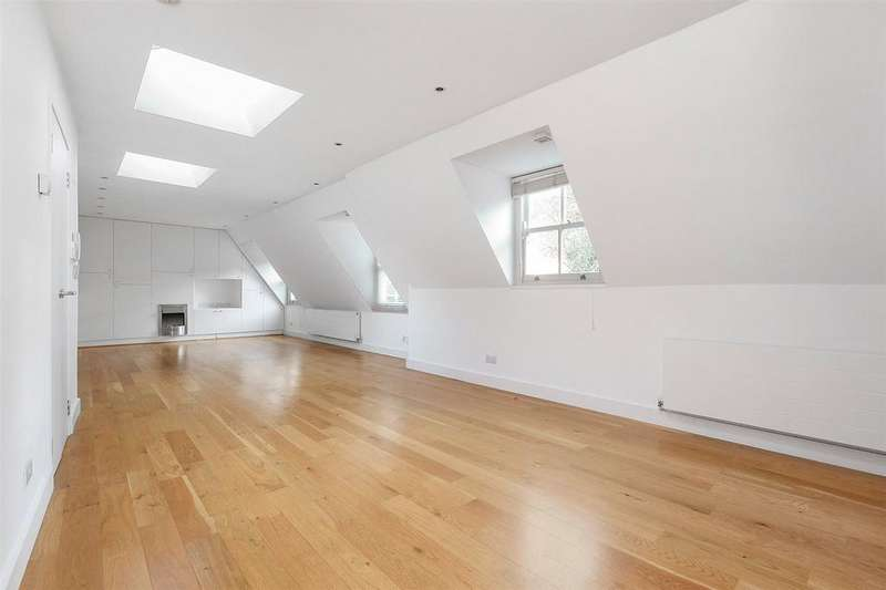 2 Bedrooms Flat for sale in Roland Mews, Stepney Green, London, E1