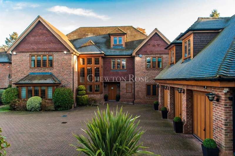 7 Bedrooms Detached House for sale in Gerrards Cross, Buckinghamshire