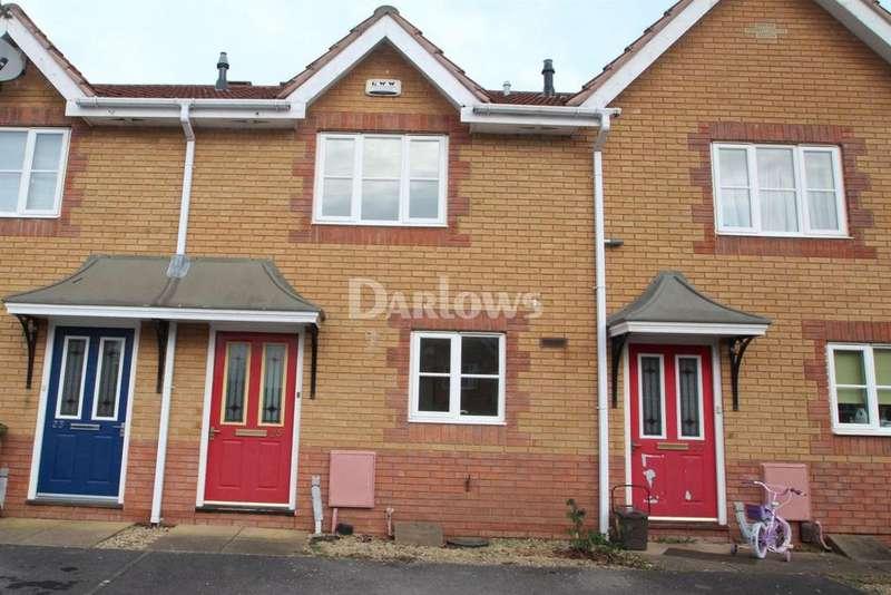2 Bedrooms Terraced House for sale in Gaulden Grove, Pontprennau, Cardiff