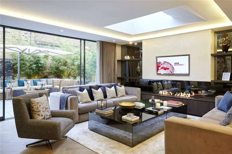 3 Bedrooms Apartment Flat for sale in Ovington Square, London, SW3