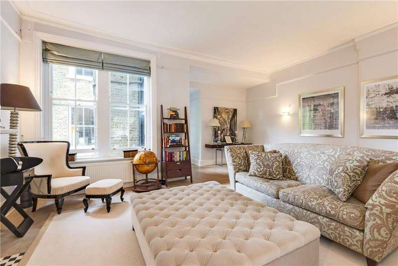 3 Bedrooms Flat for sale in Frognal, Hampstead, London, NW3