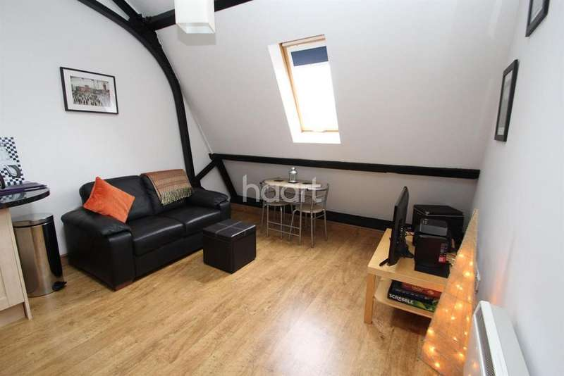 1 Bedroom Flat for sale in The Driver Building, Marquis Street, Leicester