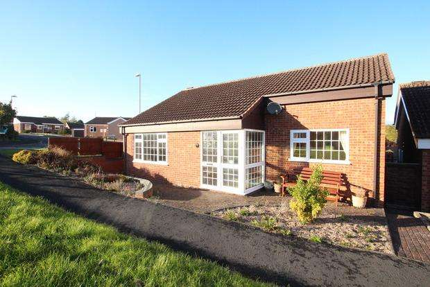 2 Bedrooms Detached Bungalow for sale in Greenhill Close, Melton Mowbray, LE13