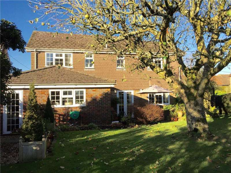 4 Bedrooms Detached House for sale in Dummer, Basingstoke, Hampshire, RG25