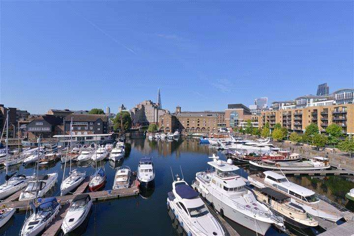 1 Bedroom Flat for sale in Sandpiper Court, 8 Thomas More Street, Wapping, London, E1W