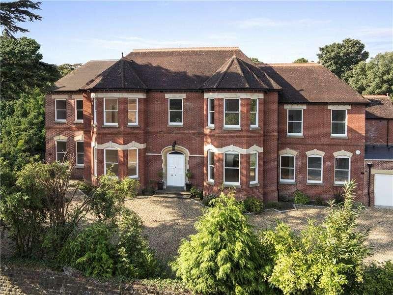 7 Bedrooms Detached House for sale in Albury Road, Guildford, Surrey, GU1