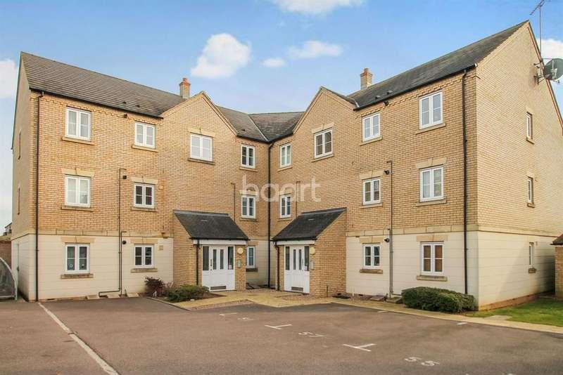 2 Bedrooms Flat for sale in Finney Drive. Grange Park, Northampton