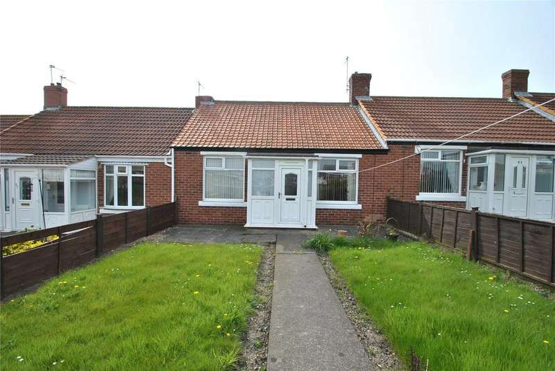 2 Bedrooms Terraced Bungalow for sale in Exeter Avenue, Seaham, Co. Durham, SR7