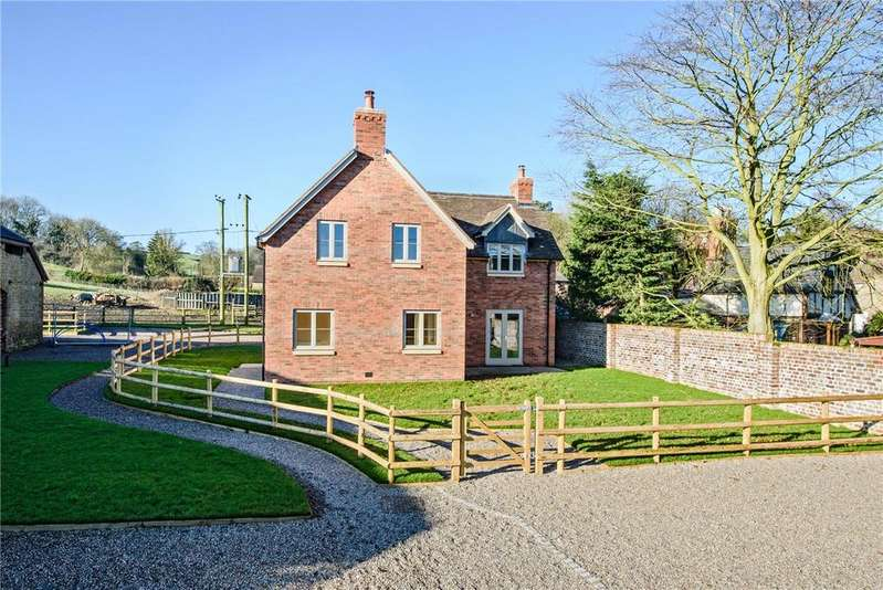 4 Bedrooms Detached House for sale in Bourton, Much Wenlock, Shropshire, TF13