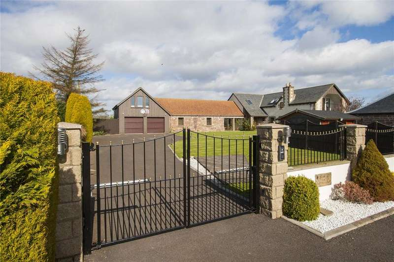 4 Bedrooms Detached House for sale in The Chocolate Box, East Scryne, Carnoustie, Angus, DD7