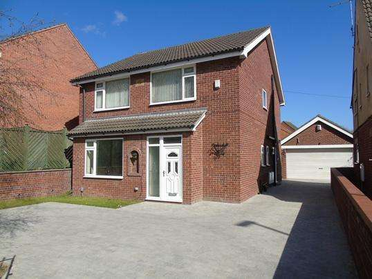 4 Bedrooms Detached House for sale in Lion House, Doncaster Road, Barnsley, S70 3RD