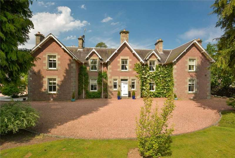 8 Bedrooms Detached House for sale in Stewart Lodge, Druids Park, Murthly, Perth, PH1