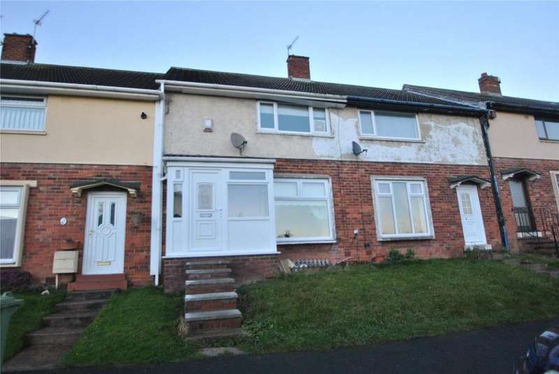 2 Bedrooms Semi Detached House for sale in Dean Close, Peterlee, SR8