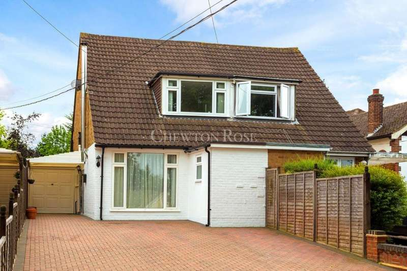 2 Bedrooms Semi Detached House for sale in Stapleford Abbotts