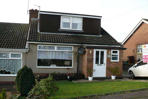 4 Bedrooms Chalet House for sale in Ledaig Way, Spinney Hill, Northampton, NN3