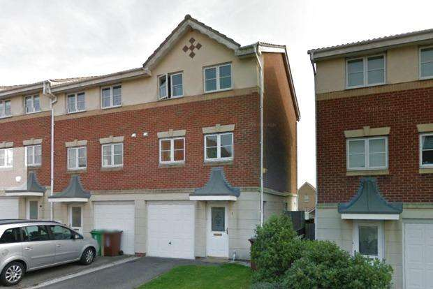 3 Bedrooms End Of Terrace House for sale in Bratton Drive, Arnold, Nottingham, NG5