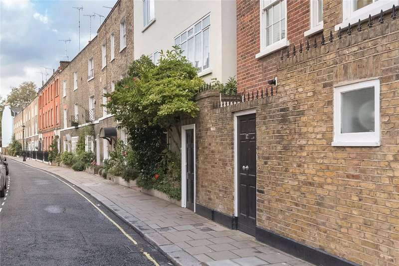 5 Bedrooms Terraced House for sale in Maunsel Street, London, SW1P