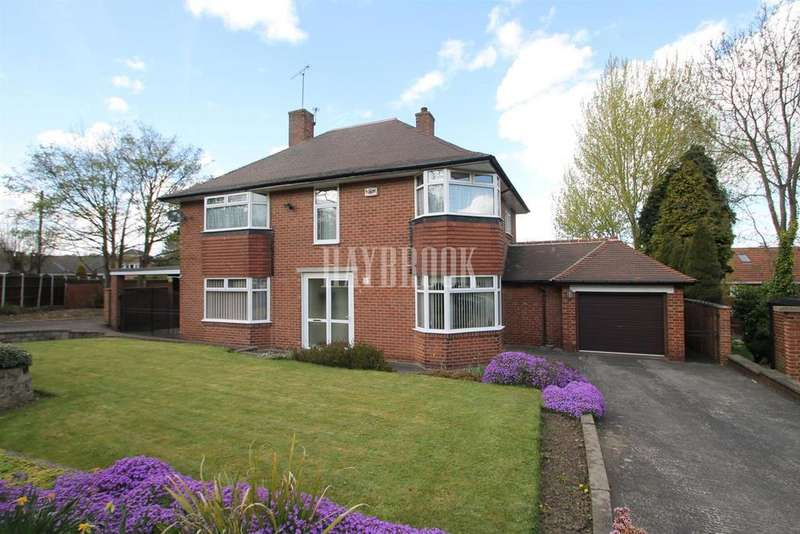 4 Bedrooms Detached House for sale in Oakwood Road West, Moorgate