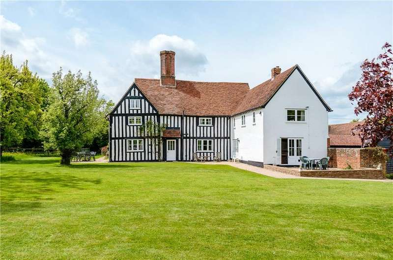 6 Bedrooms Detached House for sale in Pledgdon Green, Henham, Bishop's Stortford, Essex, CM22