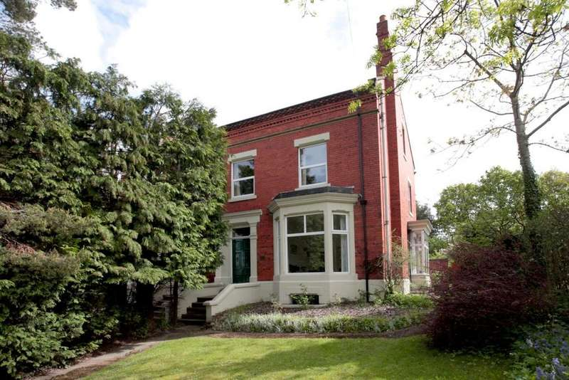 5 Bedrooms Semi Detached House for sale in Wilmslow Road, Alderley Edge