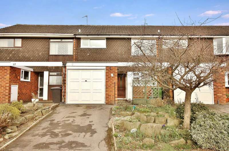 3 Bedrooms Mews House for sale in Caldy Road, Handforth