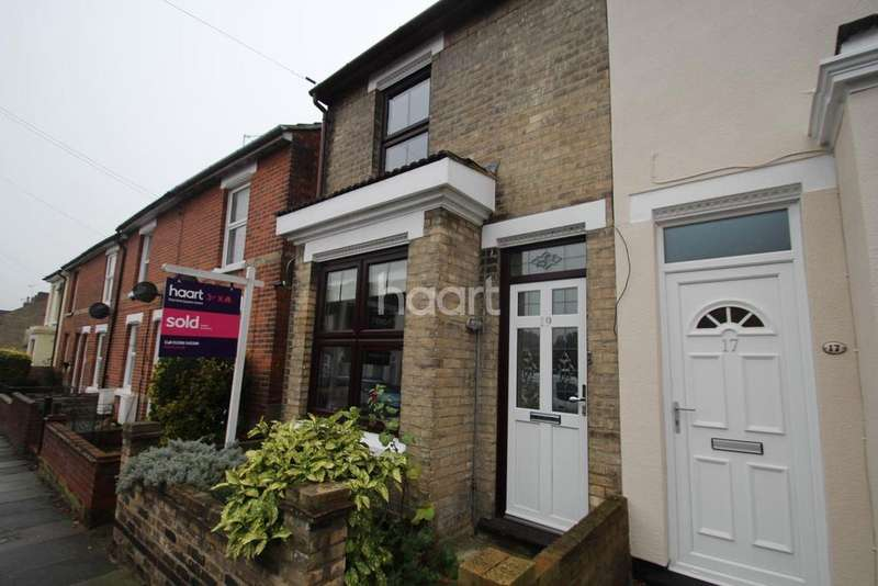 2 Bedrooms End Of Terrace House for sale in Campion road, Colchester