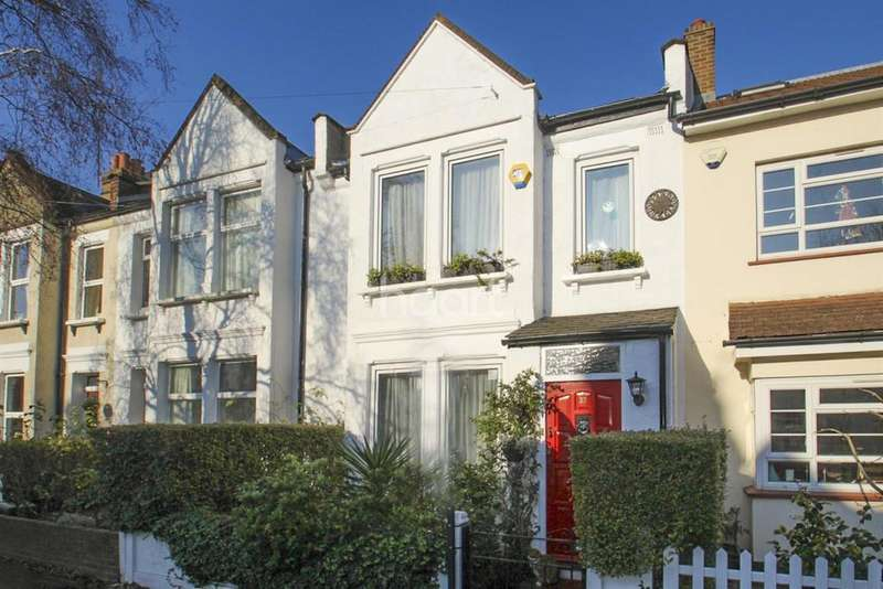 3 Bedrooms Terraced House for sale in Kohat Road, SW19