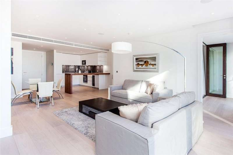 2 Bedrooms Flat for sale in 3 Merchant Square, Harbet Road, London, W2