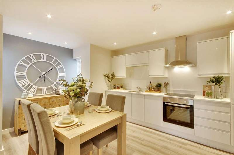 2 Bedrooms Flat for sale in Burnside Court, Sandhurst Road, Tunbridge Wells, Kent, TN2