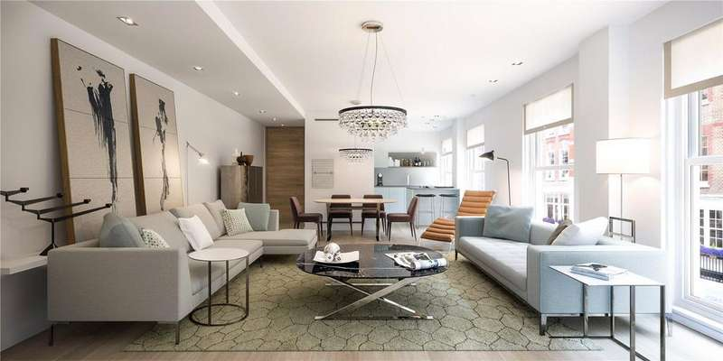 3 Bedrooms Flat for sale in Aldwych Chambers, 28 Essex Street, London, WC2R