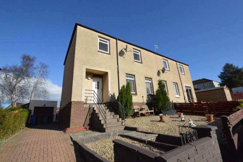 3 Bedrooms Semi Detached House for sale in John Stuart Gait, Oakley, Dunfermline, KY12