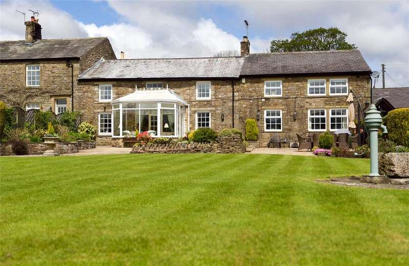 4 Bedrooms House for sale in Lane Ends, Bolton-By-Bowland, Clitheroe, Lancashire, BB7