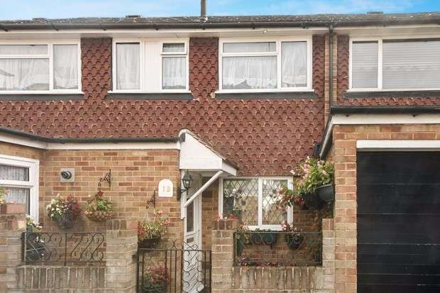 4 Bedrooms Terraced House for sale in Thornsett Place, Anerley, SE20