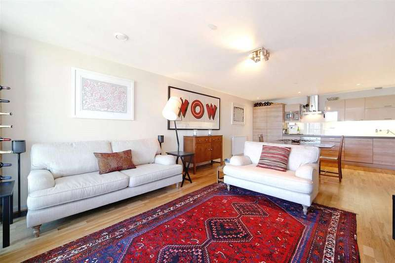 3 Bedrooms Flat for sale in Adagio Point, 3 Laban Walk, London, SE8