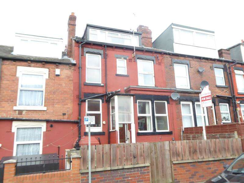 3 Bedrooms House for sale in Clifton Mount, Harehills, LS9