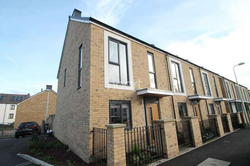 2 Bedrooms End Of Terrace House for sale in Garland Avenue, Locking Parklands