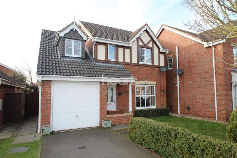 4 Bedrooms Detached House for sale in Sycamore Grove, Bracebridge Heath, Lincoln, LN4