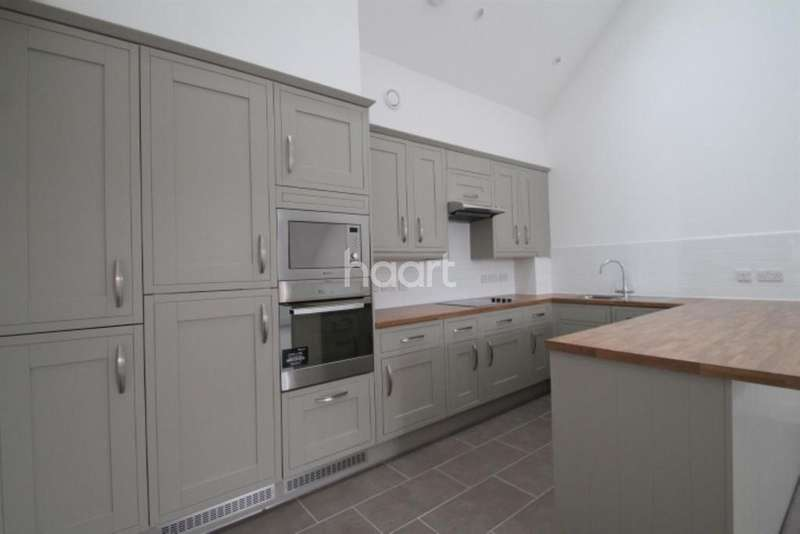 2 Bedrooms Flat for sale in Woodbridge